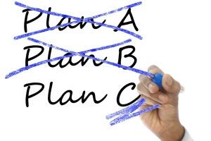 Plans a, b, c